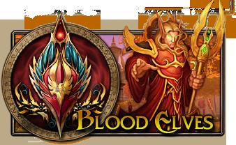 Эльфы крови (Blood Elves)