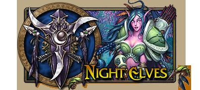 Ночные эльфы (Night Elves)